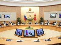 Việt Nam - Nga đẩy mạnh hợp tác trên các lĩnh vực