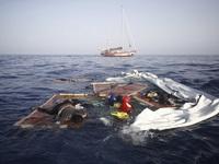 Hàng trăm người di cư thiệt mạng trên biển Địa Trung Hải trong 3 ngày qua