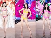 Thí sinh Hoa hậu Việt Nam 2020 trình diễn bikini 'bốc lửa'