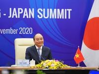 Mekong - Nhật Bản tăng cường hợp tác ứng phó COVID-19 và phục hồi kinh tế