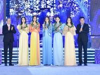 Nhan sắc Top 5 Người đẹp Du lịch - Hoa hậu Việt Nam 2020