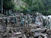 Nối lại hoạt động tìm kiếm nạn nhân mất tích tại Trà Leng