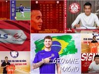 CẬP NHẬT: Chuyển nhượng V.League 2021 với danh sách đến và đi của các đội bóng