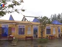Thừa Thiên - Huế khắc phục hậu quả bão số 13