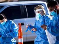 Cứ 30 người dân Mỹ lại có 1 người bị nhiễm COVID-19