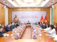 Quan hệ Việt Nam - Cuba là mẫu mực
