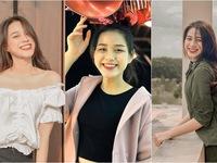 Nhan sắc đời thường của tân Hoa hậu Việt Nam có đôi chân dài 1,11m Đỗ Thị Hà