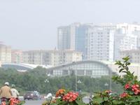 Ô nhiễm không khí nhiều điểm tại Hà Nội ở ngưỡng 'màu đỏ'