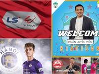Chuyển nhượng V.League 2021 ngày 22/11: Kiatisuk ra mắt HAGL tối nay, CLB Hà Nội chia tay thêm 1 cầu thủ