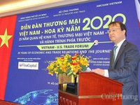 Vietnam, US seek to bolster trade and investment co-operation