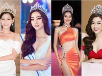 'Soi' vương miện của Hoa hậu Đỗ Thị Hà với Đỗ Mỹ Linh, Tiểu Vy và Lương Thùy Linh