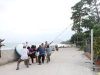 Trước bão số 10: Phú Yên trực 24/24 giờ chống bão, Quảng Nam, Quảng Ngãi di dời dân ra khỏi vùng sạt lở