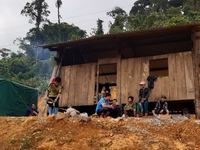 Lập làng, làm nhà mới cho dân mất nhà tại Trà Leng