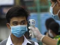 Lây nhiễm COVID-19 trong cộng đồng lan rộng tại Campuchia