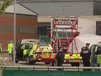 Hai người bị kết tội ngộ sát trong vụ 39 thi thể trong xe container ở Anh