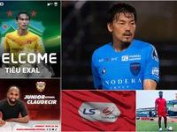 Chuyển nhượng V.League 2021 ngày 3/12: CLB Sài Gòn chiêu mộ cựu tuyển thủ ĐTQG Nhật Bản, Claudecir về Hồng Lĩnh Hà Tĩnh