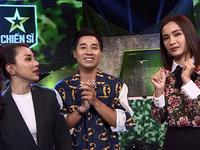 Hậu trường cực nhắng của bộ ba Nguyên Khang, Miko Lan Trinh, Phan Lê Ái Phương tại 'Chiến sĩ 2020'