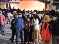 Da Nang holds festival to celebrate New Year 2021