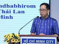 HCM City celebrates 93rd anniversary of Thailand's National Day
