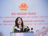 Vietnam demands Taiwan stop illegal live-fire drills around Ba Binh island