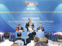 Ministry of Public Security to host ASEAN meeting on transnational crime