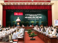 Ho Chi Minh City promotes urban government and improves investment environment