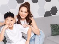 Phản ứng cực yêu của con trai Bảo Thanh khi biết sắp có em