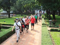 Hanoi tourism industry recovers in November