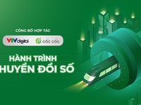 VTV Digital and Coc Coc cooperate to promote distribution of digital TV content