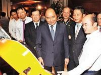 Forever lasting aspiration for a prosperous Vietnam