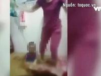 Xác minh thông tin bé trai bị bạo hành ở Bình Dương