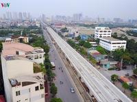 Hoàn thành một phần dự án Nhổn - ga Hà Nội