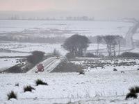 Bão tuyết hoành hành tại châu Âu, ít nhất 6 người thiệt mạng