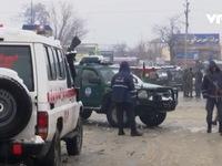Đánh bom liều chết ở Kabul, ít nhất 17 người thương vong