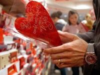 Người Mỹ dự báo phá kỷ lục chi tiêu cho ngày Valentine