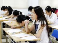 Bài thi môn tổ hợp quy về thang điểm 10: Thí sinh xét tuyển đại học gặp khó?