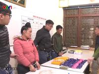 Bắt giữ vụ vận chuyển 32.000 viên ma túy tổng hợp