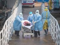 Số ca tử vong do COVID-19 tại Trung Quốc giảm