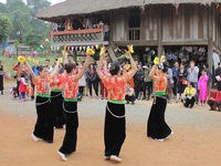 Traditional festivals of ethnic minority groups restored