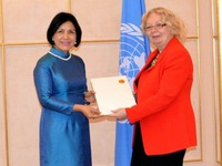 UN official praises Vietnam's role, cooperation