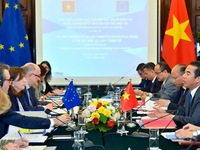 Vietnam, EU step up cooperation