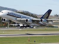 Singapore Airlines cắt giảm mạnh số chuyến bay quốc tế