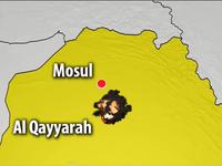 Căn cứ Mỹ tại Iraq bị tấn công bằng tên lửa