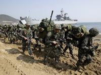 Lo ngại COVID-19, Mỹ và Hàn Quốc hoãn tập trận chung