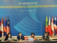 Vietnam chairs AICHR's 30th meeting in Hanoi