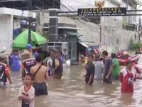 Lũ lụt tại Indonesia khiến ít nhất 5 người thiệt mạng