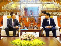 Hanoi strengthens cooperation with Nursultan