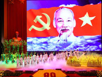 Grand meeting marks 90th anniversary of Party