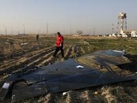 Ukraine yêu cầu Iran bồi thường thêm cho các nạn nhân vụ rơi Boeing 737