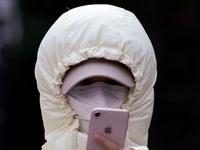 Ứng dụng điện thoại cảnh báo khu vực có dịch nCoV ở Trung Quốc